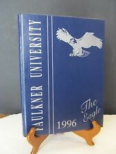 1996 Faulkner University Yearbook Annual Montgomery AL Alabama The Eagle