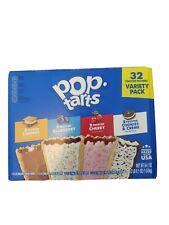 Kellogg's Pop-Tarts 32 Ct Variety Pack - SHIPS PRIORITY MAIL !