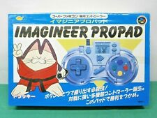 SNES - IMAGINEER PROPAD - Sealed New. Boxed. for Super Famicom. JAPAN. 13281