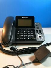 Panasonic Kx-Tg592Sk Corded/Cordless Telephone with Bt Digital Answering Machine