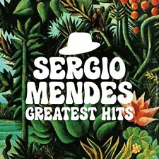 SERGIO MENDES-GREATEST HITS -JAPAN CD E25