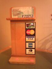 Sealife Dreamlets Wooden Necklace Multipurpose Display Rack Heavy Duty Oak