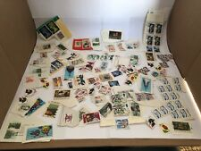 Postage Stamps Lot Collectors Stamps Usa Estate Collection