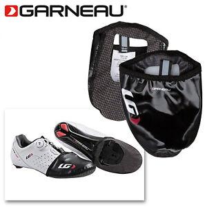 Louis Garneau T-Lite Cycling Toe Covers - Black - Size L/XL