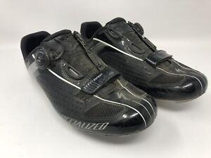 Specialized Carbon Cycling Shoes Mens 13 Expert Body Geometry EU 47 610e-2247