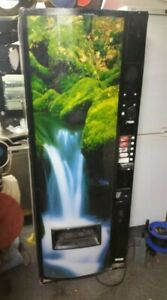 cold drinks vending machine coin operated