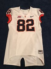 GAME USED NUMBER 82 SYRACUSE White FOOTBALL JERSEY NICE USE