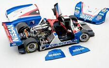 Exoto Le Mans Master Carton | 3x Jaguar XJR-9 & 3x Nismo Nissan R89 C