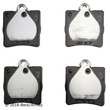 Disc Brake Pad fits 1998-2004 Mercedes-Benz SLK230 SLK320 C280  BECK/ARNLEY