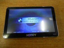 "XGody 560 GPS Satnav Satellite Navigation 5"" Screen For Car Lorry Van Driving"
