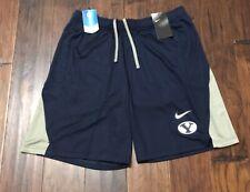 Nike Men's BYU Cougars Athletic Franchise Shorts Sz. Large NEW 35719X-BY1.