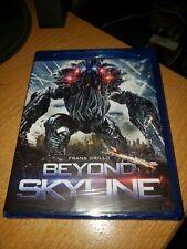 Beyond Skyline new blu-ray free shipping