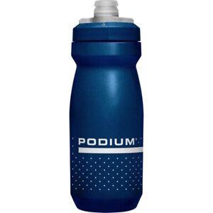 Camelbak Podium Water Bottle, BPA Free, 21oz, Navy Pearl Blue
