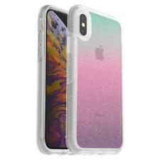 Genuine OtterBox iPhone XS/X Symmetry Tough Clear Case Cover - Gradient Energy