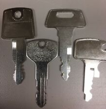 Honda Motorcycle Keys Cut to Code Replacement Ignition Key
