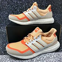 Adidas UltraBoost S&L Womens Running Shoes Glow Orange/Coral EF1990 MSRP: $180