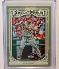 Darin Ruff 2013 Gypsy Queen (RC) (Phillies) #32 (Free Shipping)!