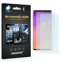 3 Front Clear LCD Screen Display Protector Film Foil For Samsung Galaxy S10 TPU