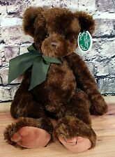 "The Bearington Collection plush Bear ""Rothchild"""