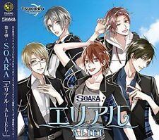 [CD] TSUKIPRO THE ANIMATION Theme Song 2 SOARA :  ALIEL NEW from Japan