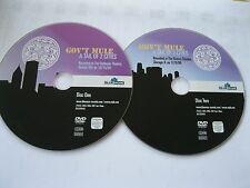 GOV'T MULE - A TALE OF TWO CITIES recored in Boston Oct 04 DISC ONLY (RB0) {DVD}