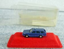 IMU 12198 VW Passat THW, blau, Spur N/Maßstab 1:160, NEU & in OVP