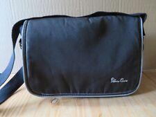 Silver Cross Unisex Black Messenger Baby Changing Bag