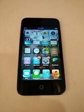 Apple iPod touch 4th Generation Black (32GB, C Stock)