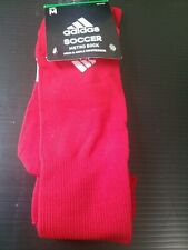 NWT ADIDAS Soccer METRO Red Arch & Ankle Compression Socks Unisex sz M Medium