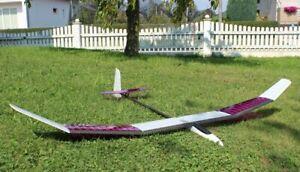 RC model Element 2 - lightweight pure glider / sailplane ARF carbon - MADE IN EU