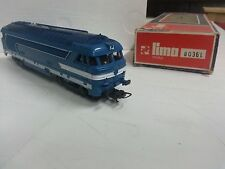 BdM - 8036L Lima - locomotiva diesel BB67001 SNCF - HO 1:87 (treni modellismo)