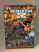 "Earth 2 HC Vol. 1 ""The Gathering"" by James Robinson & Nicola Scott (2013)"