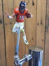 Denver Broncos Tap Handle Tim Tebow Beer Keg Nfl Football Orange Jersey Knob