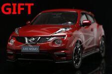 Car Model Nissan Juke Nismo 1:18 (Orange/Red) White Outside Box + SMALL GIFT!!!!