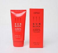 ASPASIA UV Defense Sun Block Protection Cream Outdoor Lotion Cream SPF50+ PA+++