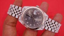 Rolex Datejust Blue Men's Jubilee Bracelet Watch - 126300