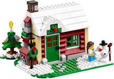 * LEGO Changing Season * 31038 NEW FREE SHIP Christmas Holiday Winter NIB Sealed