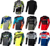 O'Neal Element Jersey - MX Motocross Dirt Bike Off-Road ATV MTB Mens Gear