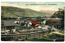 CPA 73 Savoie La Rochette Vue générale