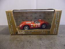 1/43ème BRUMM Série Oro n°156 – Ferrari 250 TRS – 1960 (Pedro Rodriguez)