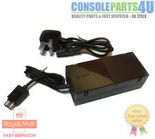 Official Xbox One Power Supply with UK Lead & Plug, UK Stock, Xbox One Repair.