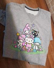 Loot Crate Sanrio S Small Naturally Cute Sweatshirt Jumper Hello Kitty Chococat