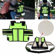 Protezione Bambini Cintura di Sicurezza Supporto Posteriore per Moto Cinghia