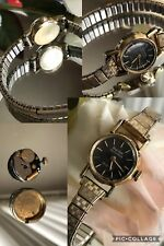 Ladies Quartz Bulova Accutron Watch ~ Runs