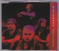 Disturbed - Remember - CD (4 x Track Warner Australia)