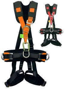 TreeUp P 71 Klettergurt Sicherungsgurt Fallschutz Baumpflege Kletterausrüstung