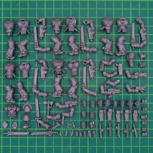 Space Marines Sturm Assault Intercessors Bitz Bits Warhammer 40.000 40K