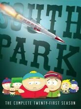 South Park Complete Season 21 (2018 Release) R1 DVD