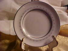 "Royal Doulton TIARA 2 Bread/Butter/Tea 6 1/2"" Plates H4915 England Bone China"
