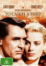TO CATCH A THIEF (Cary GRANT Grace KELLY Jessie ROYCE LANDIS) THRILLER DVD Reg 4